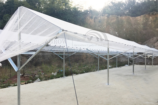 Agtek+Vineyard Anti-hail Gable System